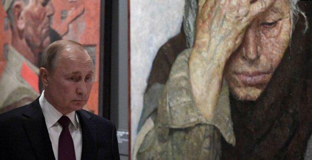 Стихія обрушилася на росіян, приречені люди молять Путіна про розстріл: страхітливі кадри
