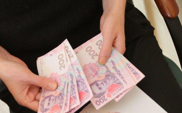 пенсии, деньги