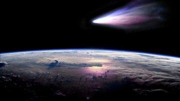 комета, космос