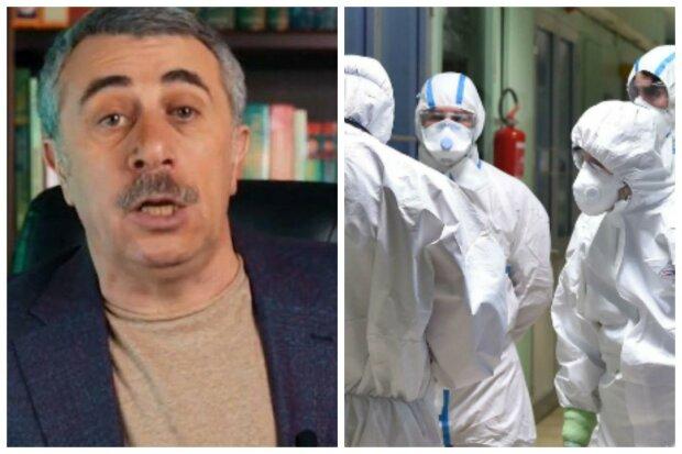 """Комаровский рассказал украинцам, чем питаться при коронавирусе: """"обязательно нужно употреблять..."""""""