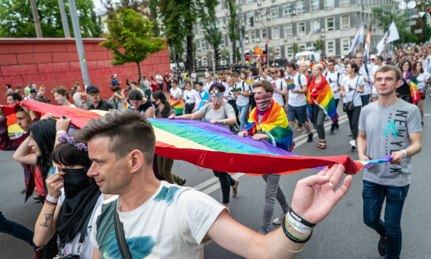 марш ЛГБТ
