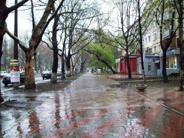 """Одесса окажется под ударом циклона: """"будет до конца недели"""""""