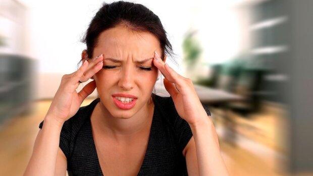 болит голова боль