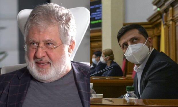 """Раздраженный Коломойский назвал главного провокатора за спиной Зеленского: """"Исключили из Слуги за то, что..."""""""