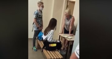 """""""Рот закрой! Я тебе слово давала?"""": учительница киевского колледжа попала в громкий скандал, видео"""