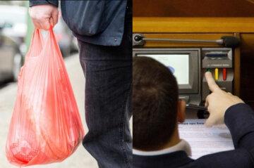 В Раде собрались запретить пластиковые пакеты: несогласных ждут штрафы