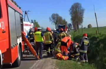 Українка заснула за кермом по дорозі до Польщі, в авто була дитина: деталі трагедії