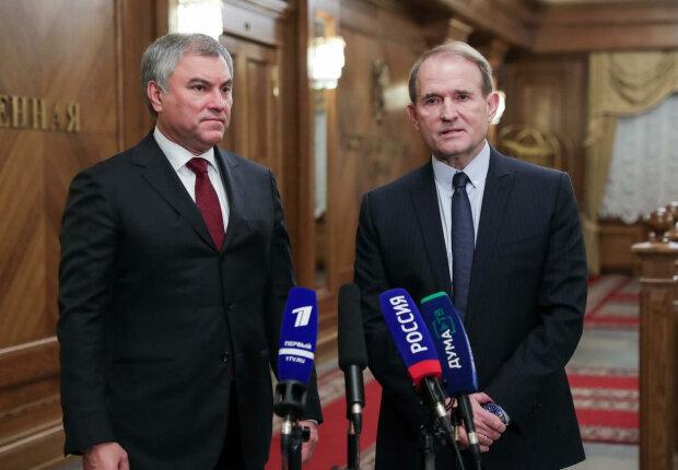 Україна і РФ починають міжпарламентські переговори завдяки ініціативі Віктора Медведчука