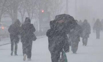 """Негода вривається в Одесу, оголошено штормове попередження: """"сніг, вітер і ..."""""""