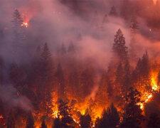 катастрофа, конец света, дым, пожар