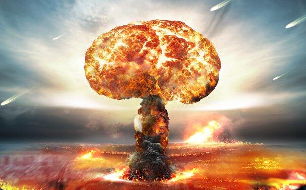 ядернный взрыв