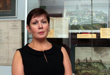 Наталья Шарина Библиотке украинской литературы в Москве