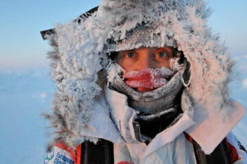 холод, зима, мороз, ледниковый период