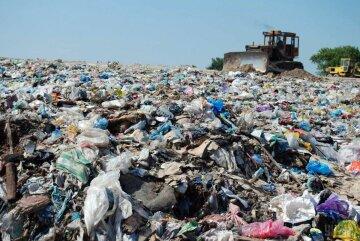 Львовский мусор «добрался» до Греции (фото, видео)