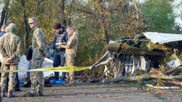"""Свідок авіакатастрофи під Харковом розкрив нові подробиці, відео """" зачепився крилом за..."""""""