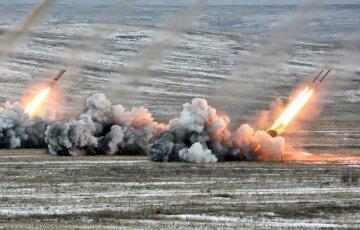 ракеты, удар