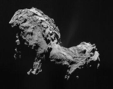 комета Чурюмова-Герасименко