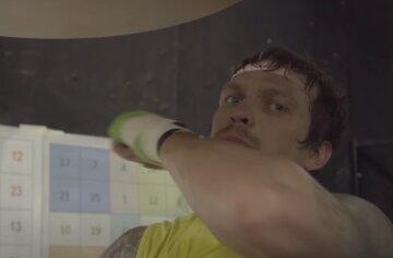 Усик показав, як мучить себе на тренуваннях перед боєм з Джойсом: потужне відео