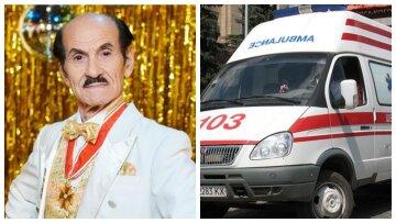 """Лікарі борються за життя 90-річного Григорія Чапкіса, ситуація різко погіршилася: """"Будь ласка, моліться..."""""""