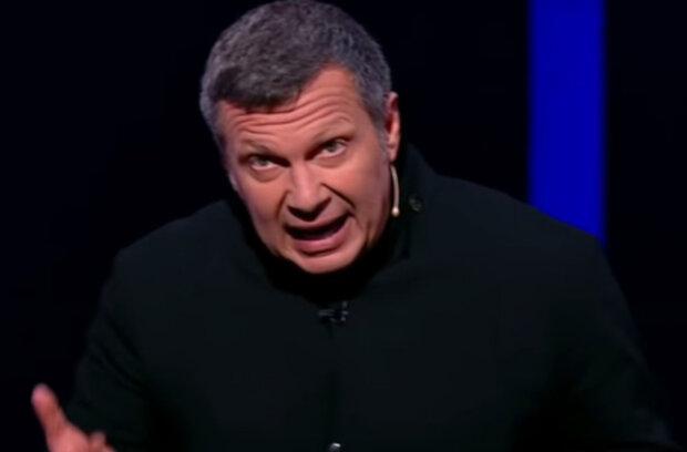 """Соловйов пригрозив Зеленському серйозними людьми: """"Доведеться забути про Донбас і..."""""""