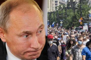 """""""В Хабаровске - другой народ"""": в России заявили о поражении Путина, начался развал"""