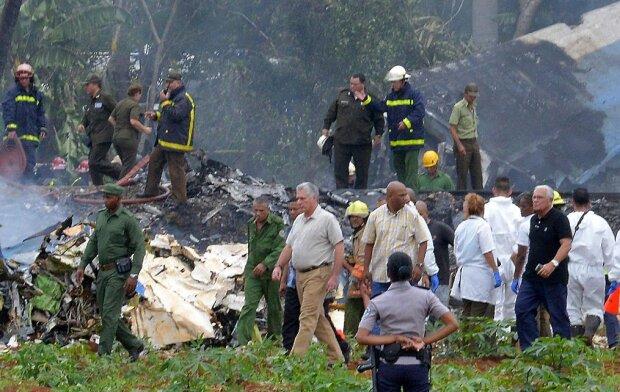 авиакатастрофа Куба