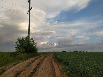 погода, небо, хмари