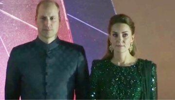 принц Вільям, кейт Міддлтон, скрін