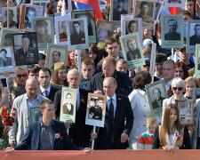 Владимир Путин Бессмертный полк