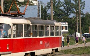 У Харкові трамваї тимчасово не ходитимуть: дати і причина незручностей