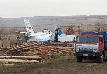Самолет с россиянами на борту рухнул, осталась лишь груда металла: первые детали и фото