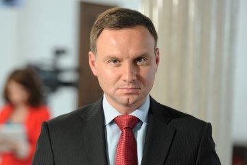 Залиште Україну в спокої: Дуда виступив із заявою в Давосі
