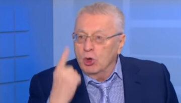 """Скандал вокруг Зозули вывел Жириновского из себя: """"Пусть так плачут все президенты Украины!"""""""