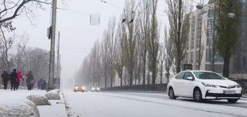 Сніг накриє Київ у перші дні зими, приморозить знатно: чого чекати від негоди