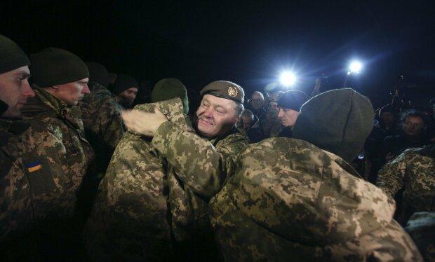 порошенко обмен пленными