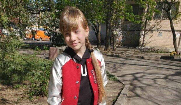11-летняя девочка с голубыми глазами бесследно исчезла в Одессе: фото и приметы