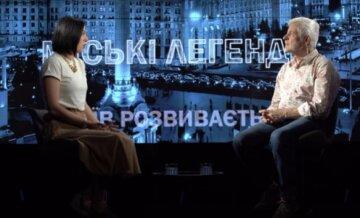 Сергиенко рассказал, что Киев - это исторический город и во времена Ярослава Мудрого он был больше, чем Париж