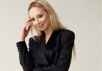 """Шальная блондинка из """"Квартал 95"""" взволновала обнаженными плечиками: """"Совершенство во всем"""""""