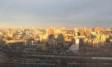 Киев, весна, тепло