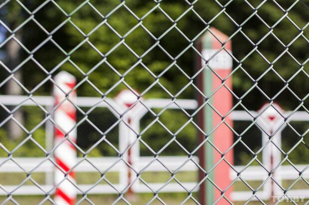 На границе с Беларусью разгорелся скандал из-за представителя «Батькивщины» (фото)