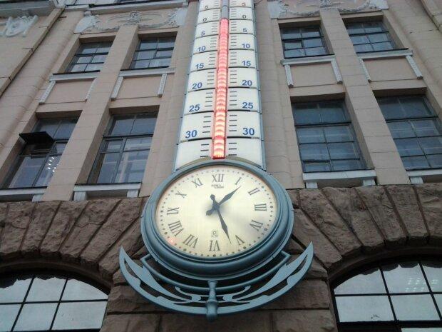 Харків побив температурний рекорд: такого не було десятки років