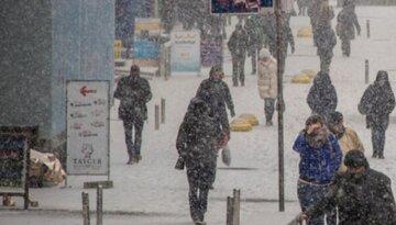 Снежная буря, мороз и ветер: непогода надвигается на Одессу, объявлено штормовое предупреждение