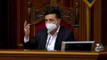 Владимир Зеленский, Верховная Рада