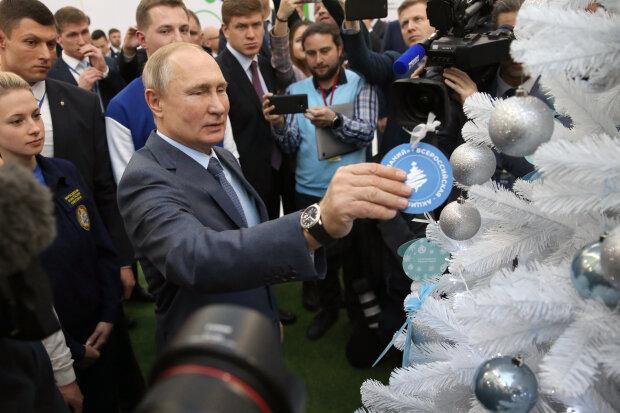 """Стало відомо про новорічне бажання Путіна: """"Сам собі Санта"""""""
