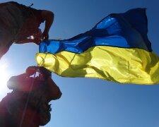 украинец, всу, флаг