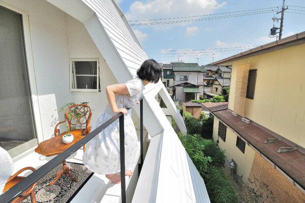 балкон, дом