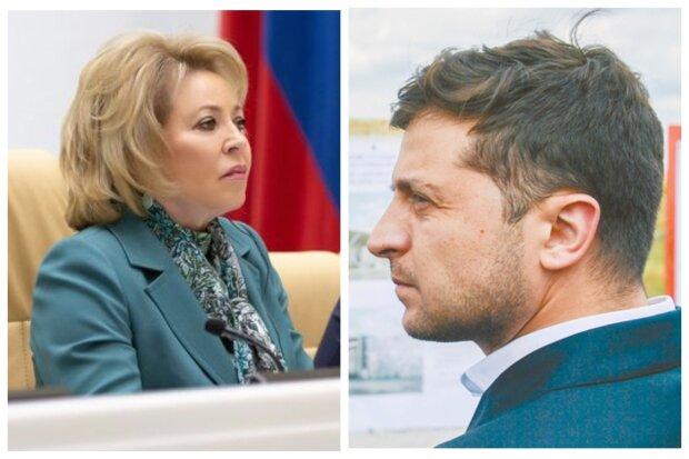 Матвієнко вибухнула погрозами на адресу Зеленського через Донбас: «Не усвідомлюють серйозності»