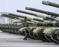танки, всу, оружие