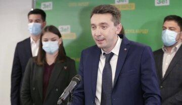 """Нас в Киевсовете столько, сколько нужно: сейчас необходимо работать, — """"слуга народа"""" Присяжнюк"""