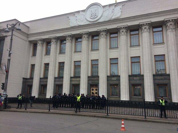 Новые подробности похищения героя Украины под Радой